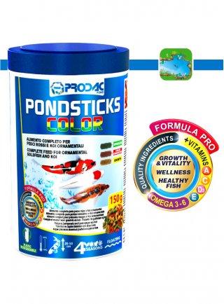 Prodac PondSticks Color Mangime Pesci per Laghetto