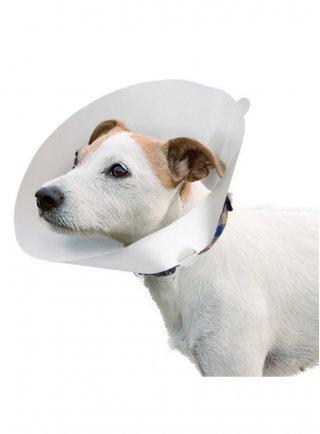 Collare veterinario per cani Ferplast GRO