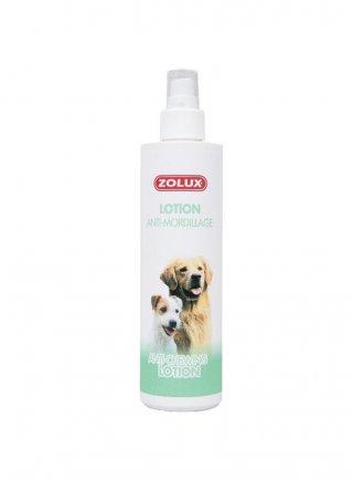 Zolux lozione antimordicchiamento per cani 250 ml