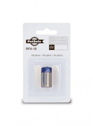 PetSafe RFA-18-11 batterie da 6V per ricambio