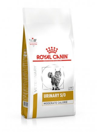 Urinary S/O Moderate Calorie gatto Royal Canin