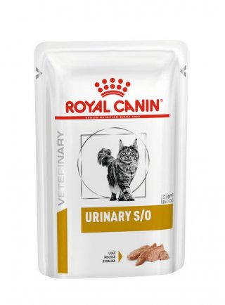 Urinary S/O buste umido gatto Royal Canin