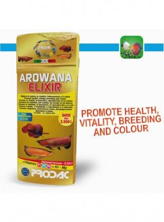 Prodac Arowana Elixir Iodio Magnesio per acquario 500 ml
