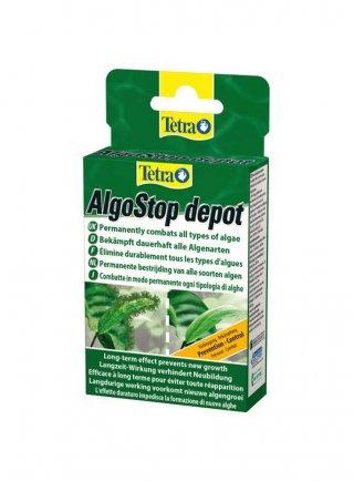 Tetra algostop depot 12 TB elimina e previene tutte le alghe