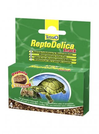 Tetra reptodelica snack 4x12gr