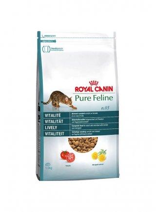 Pure Feline N.03 - Vitalità Royal Canin
