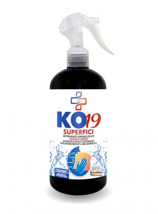 KO19 Detergente igienizzante per superici