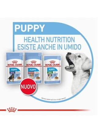 Puppy buste cane Royal Canin