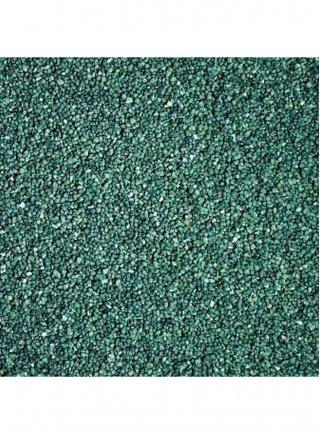 Quarzo ceramizzato Coral Decor 2,5kg verde