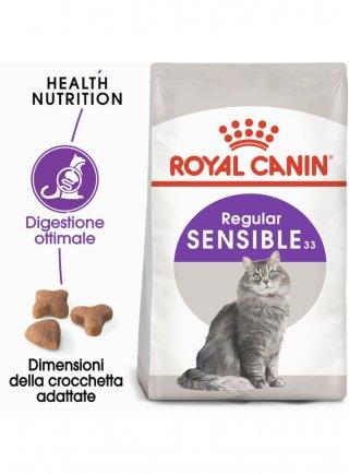 Regular Sensible gatto Royal Canin