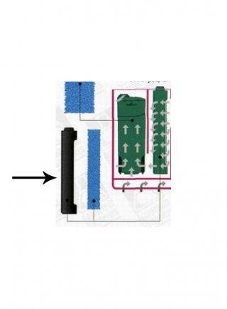 Ricambio biofoam supporto mirafilter