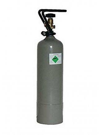 Bombola ricambio co2 jbl 95gr per impianti jbl e hydor
