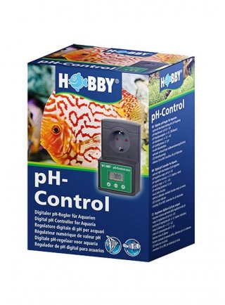 Controller co2 acquario hobby ph control