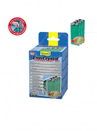 Ricambio Tetra EasyCrystal FilterPack A 250/300 anti alghe 60 l