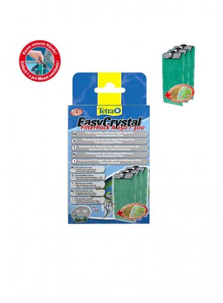 Ricambio Tetra EasyCrystal FilterPack A 250/300 anti alghe 10 l