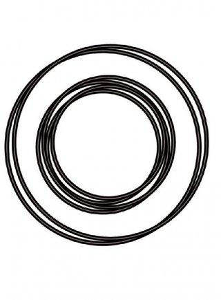 Sera guarnizione O-ring 1 set