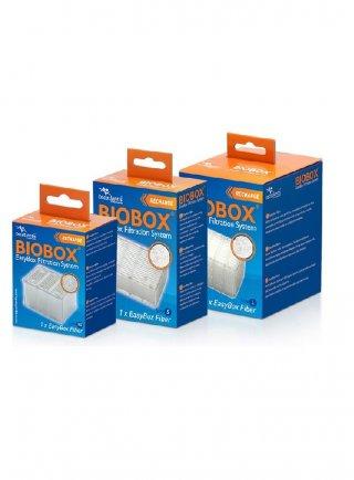 Cartuccia ricambio Mini Biobox S per filtro Biobox acquari Elegance