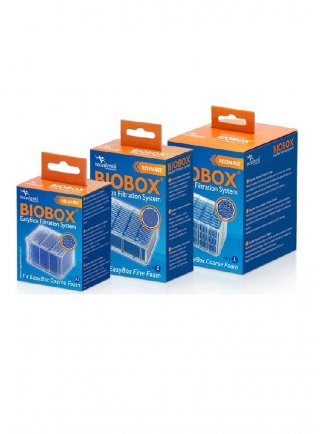 Cartuccia ricambio Mini Biobox XS per filtro interno Minibiobox