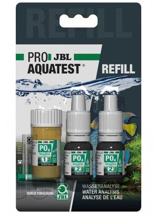 JBL REFIL - ricambio ricarica per test analisi valori PO4 Fosfati in acquario