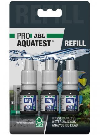 JBL REFIL ricambio ricarica reaggenti test Mg per test Magnesio