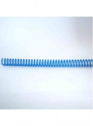 Tubo di mandata spiralato diam. 12mm lung. 25cm