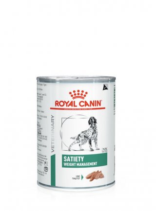 Satiety Weight Management umido cane Royal Canin