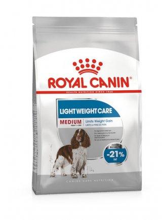 Medium light WCare cane Royal Canin