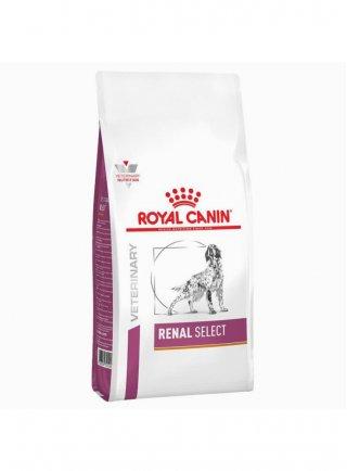 Renal select cane Royal canin