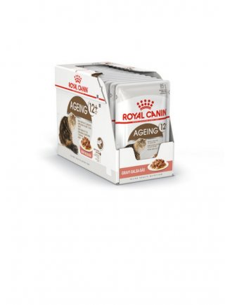 Ageing 12+ buste gatto Royal Canin 12x85gr Royal Canin