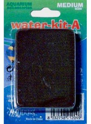 Kit acqua A-sacchetto per materiale filtrante medium