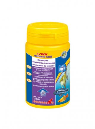Sera Mineral salt sali per acqua osmosi