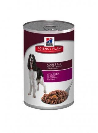 Hill's Canine Adult delizia manzo 370 gr