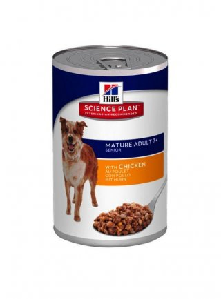 Hill's Canine Senior Adult 370 gr pollo