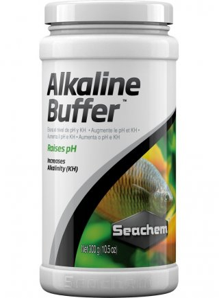 Seachem Alkaline Buffer pH acquario