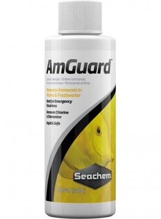 Seachem AmGuard Elimina Ammoniaca libera in acquario