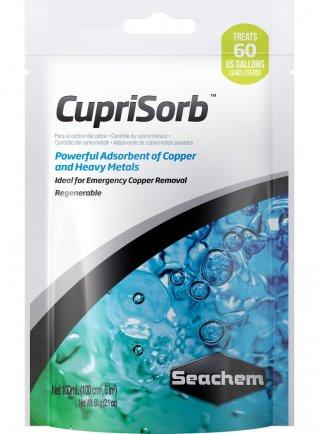 Seachem CupriSorb Assorbente metalli pesanti e rame
