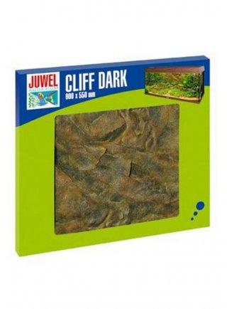 Sfondo tridimensiona cliff dark 600x550