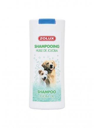 Zolux shampoo per cani a base di olio di jojoba 250 ml