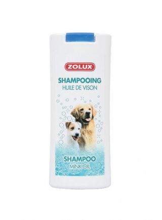 Zolux shampoo olio di visone 250 ml