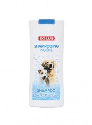 Zolux shampoo alle proteine per cani 250 ml zero parabeni