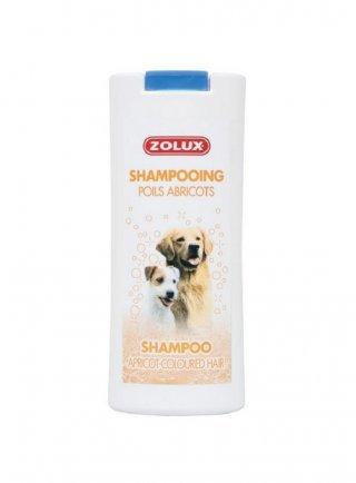 Zolux shampoo per cani albicocca 250 ml