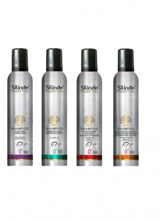 Silinde Essential shampoo professionale narurale