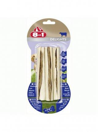 Snack Delights STICK Dental Care (3pz) 8in1 manzo