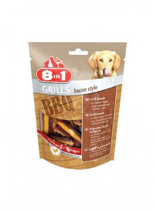 Grills Bacon Style 80g 8in1 th30750