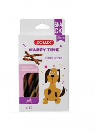 Zolux stick rodeo snack per cani 12 pz 210 Gr