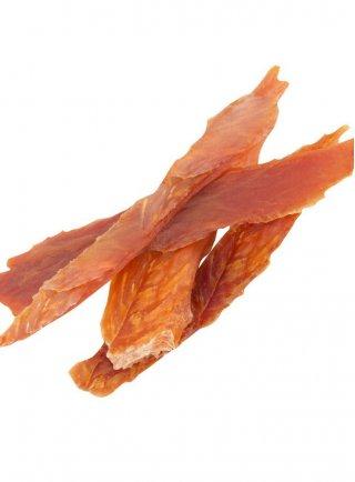 Filetti di carne di pollo essiccata per cani