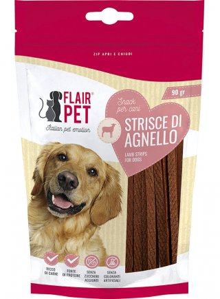 Flair pet snack per cani striscette
