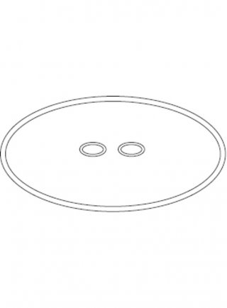 Sicce Ricambio SPACE EKO+ Kit O-Ring