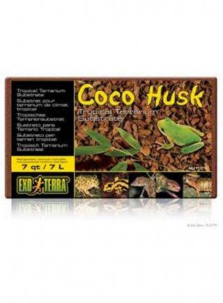 substrato per terrari tropicali coco husk