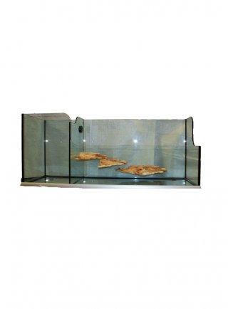 Tartarughiera Tarta in vetro d'alta qualità con isole
